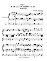 Geprezen Zij De Heer - Orgel Solo
