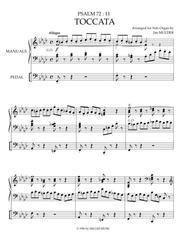 Psalm 72 - Orgel Solo