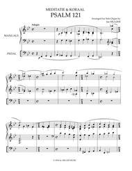 Psalm 121 - Orgel Solo
