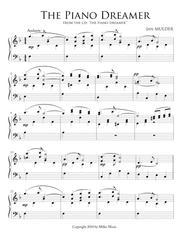 The Piano Dreamer - Piano