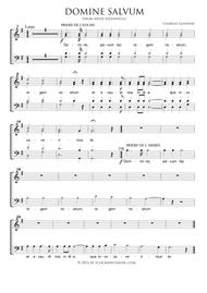 Domine Salvum (From Messe Solenelle)