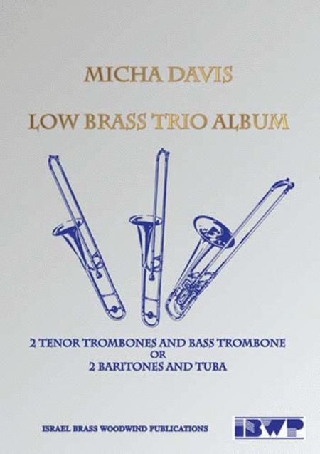 Low Brass Trio Album