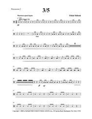 3/5 Percussion Quintet
