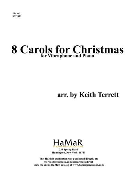 8 Carols for Christmas