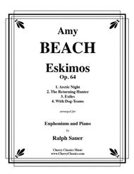 Eskimos, Op. 64 for Euphonium & Piano