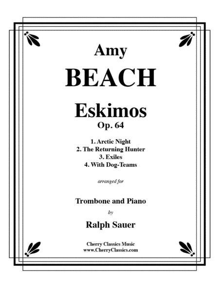 Eskimos, Op. 64 for Trombone & Piano