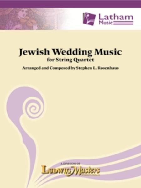 Jewish Wedding Music for String Quartet