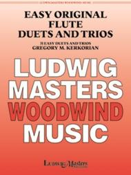 Easy Original Flute Duets and Trios