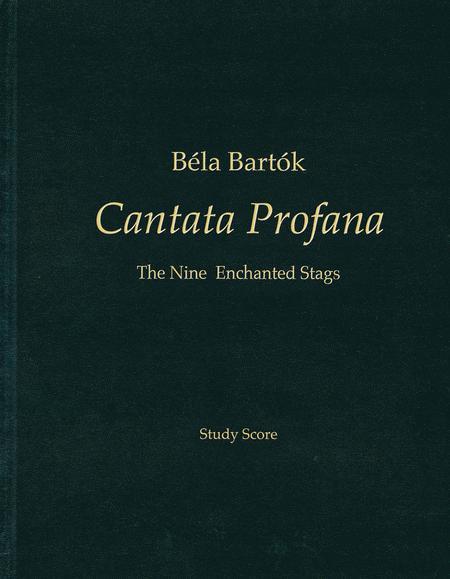 Bela Bartok - Cantata Profana