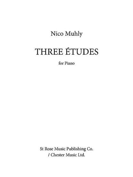 3 Etudes