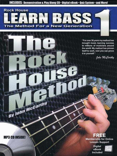 The Rock House Method: Learn Bass 1