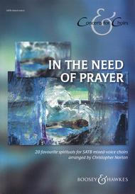 In the Need of Prayer