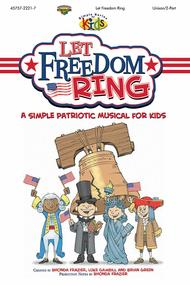 Let Freedom Ring (Choral Book)