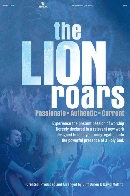 The Lion Roars (CD Preview Pack)