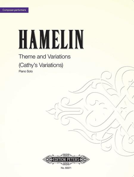 Theme and Variations (Cathy's Variations)