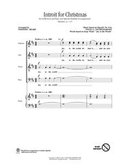 Introit For Christmas