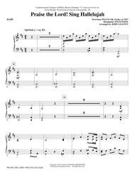 Praise The Lord! Sing Hallelujah - Harp