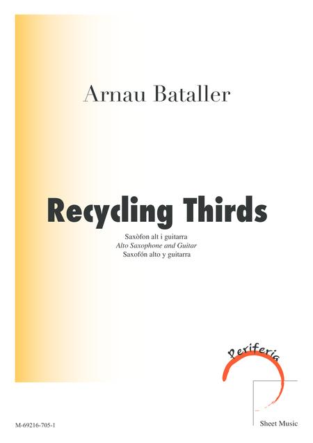 Recycling Thirds