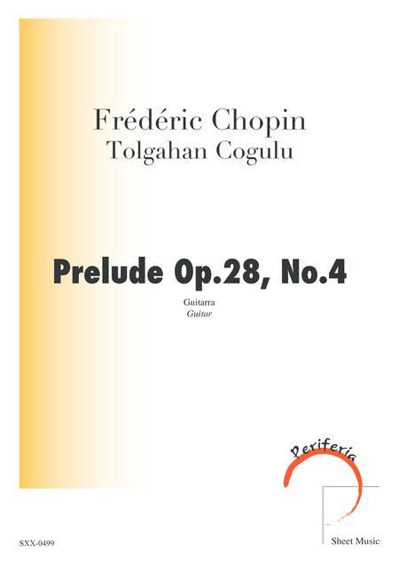 Prelude Op.28, No.4