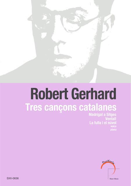 Tres cancons catalane