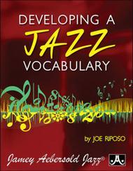 Developing Jazz Vocabulary