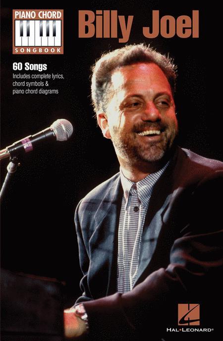 Billy Joel - Piano Chord Songbook