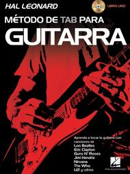 Hal Leonard Guitar Tab Method - Spanish Edition