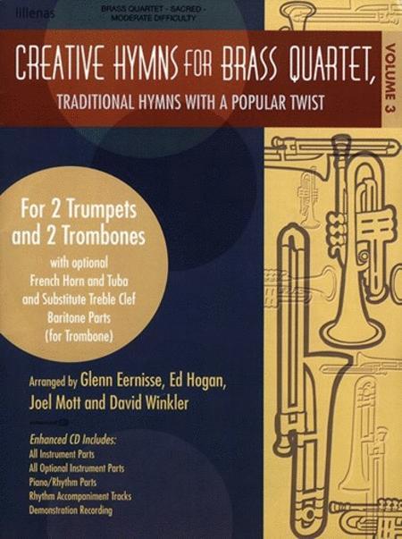 Creative Hymns for Brass Quartet, Vol. 3