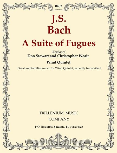 A Suite of Fugues (parts)