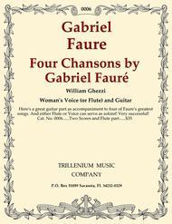 Four Chansons