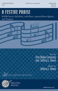 A Festive Praise (Vocal Score)