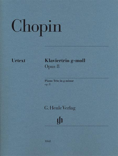 Frederic Chopin - Piano Trio in G minor, Op. 8