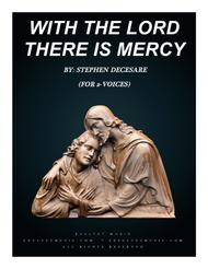 With The Lord There Is Mercy (for 2 voices)