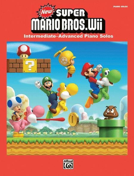 New Super Mario Bros  Wii Sheet Music By Koji Kondo - Sheet