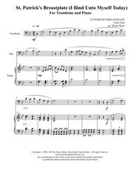 St. Patrick's Breastplate (Trombone & Piano)