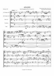 Adagio From Organ Symphony #5