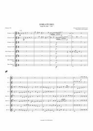 Jubilate Deo - Psalm 99