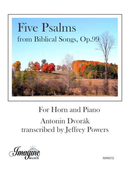 Five Psalms from