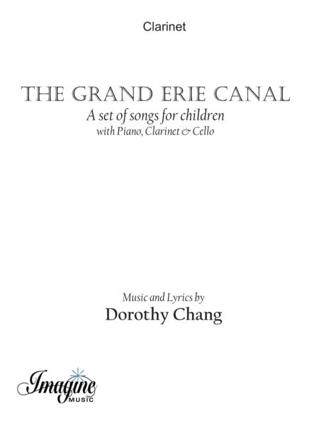 The Grand Erie Canal - Instrumental Parts