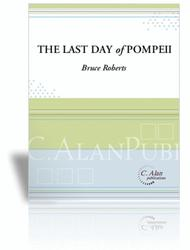 Last Day of Pompeii, The (score only)