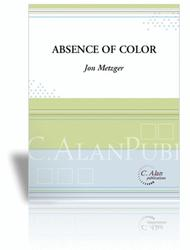 Absence of Color (score & parts)