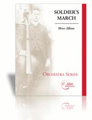Soldier's March (score only)
