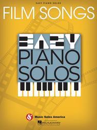 Easy Piano Solos: Film Songs