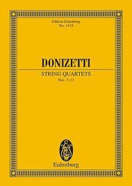 String Quartets No. 7-12