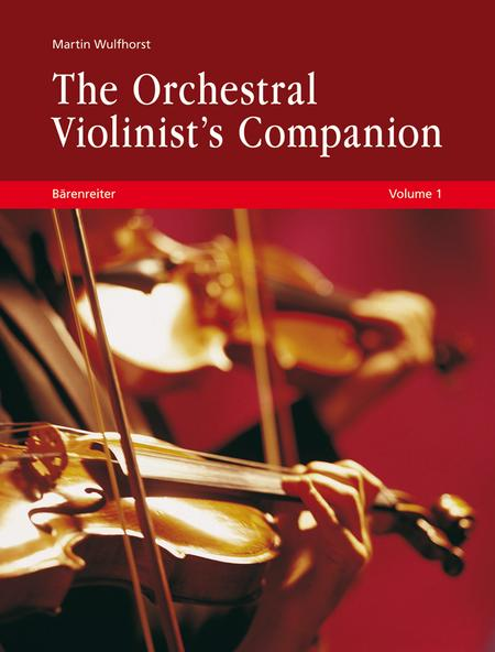 The Orchestral Violinist's Companion, Volumes 1 + 2