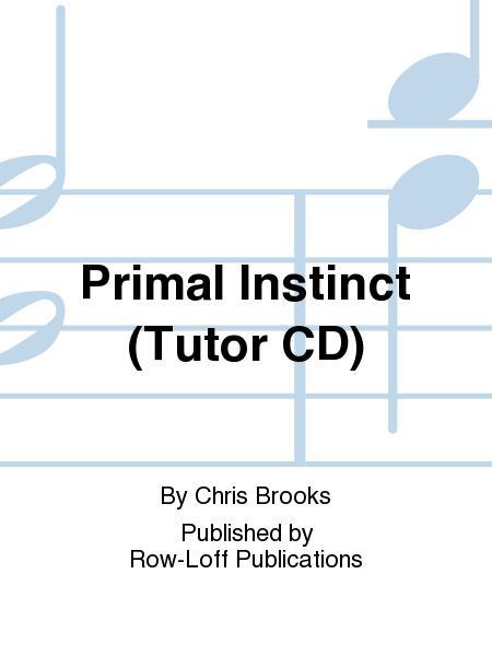 Primal Instinct (Tutor CD)