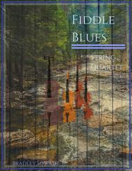 Fiddle Blues - String Quartet