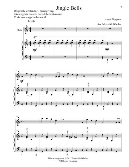 Christmas Duets for Violin & Piano:  Jingle Bells