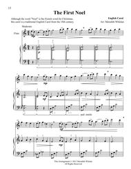 Christmas Duets for Violin & Piano:  The First Noel