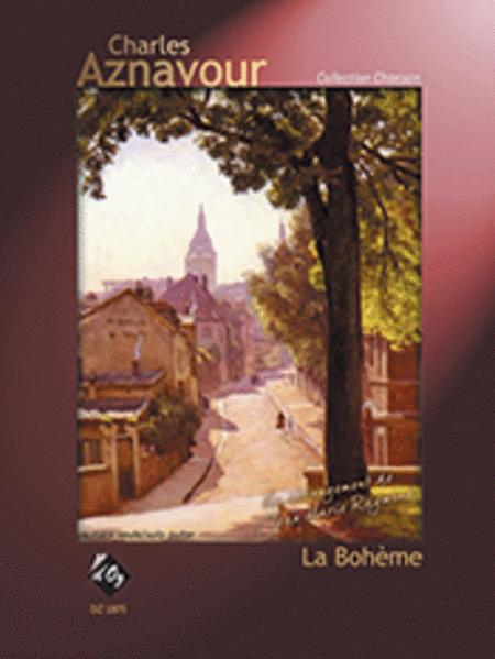 La Boheme By Charles Aznavour - Sheet Music For Guitar ...